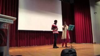 Valli Vanathi Vaanile Thenila Song