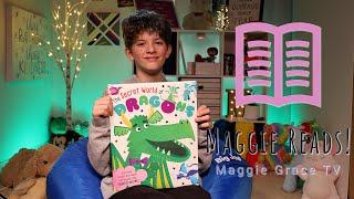 The Secret World of Dragons   Maggie Reads!   Children's Books Read Aloud!