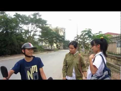 """Tiểu phẩm dự thi """"An toàn giao thông"""" Lớp 10A2 Trường THPT Nguyễn Thị Minh Khai"""