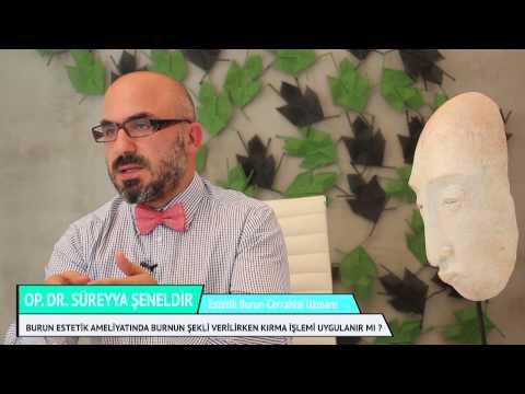 Dr.Süreyya Şeneldir Burun estetik ameliyatlarında kırma törpüleme ...