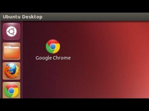 ubuntu desktop shortcut to website