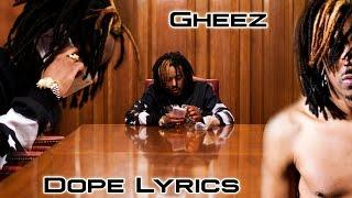Baixar Gheez - Dope Lyrics ( Official Music Video )   First Media TV