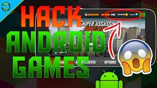 How To HACK/MOD Android Games On ALL ANDROID Device WITHOUT ROOT EASILY (UNLIMITED COINS) 2017
