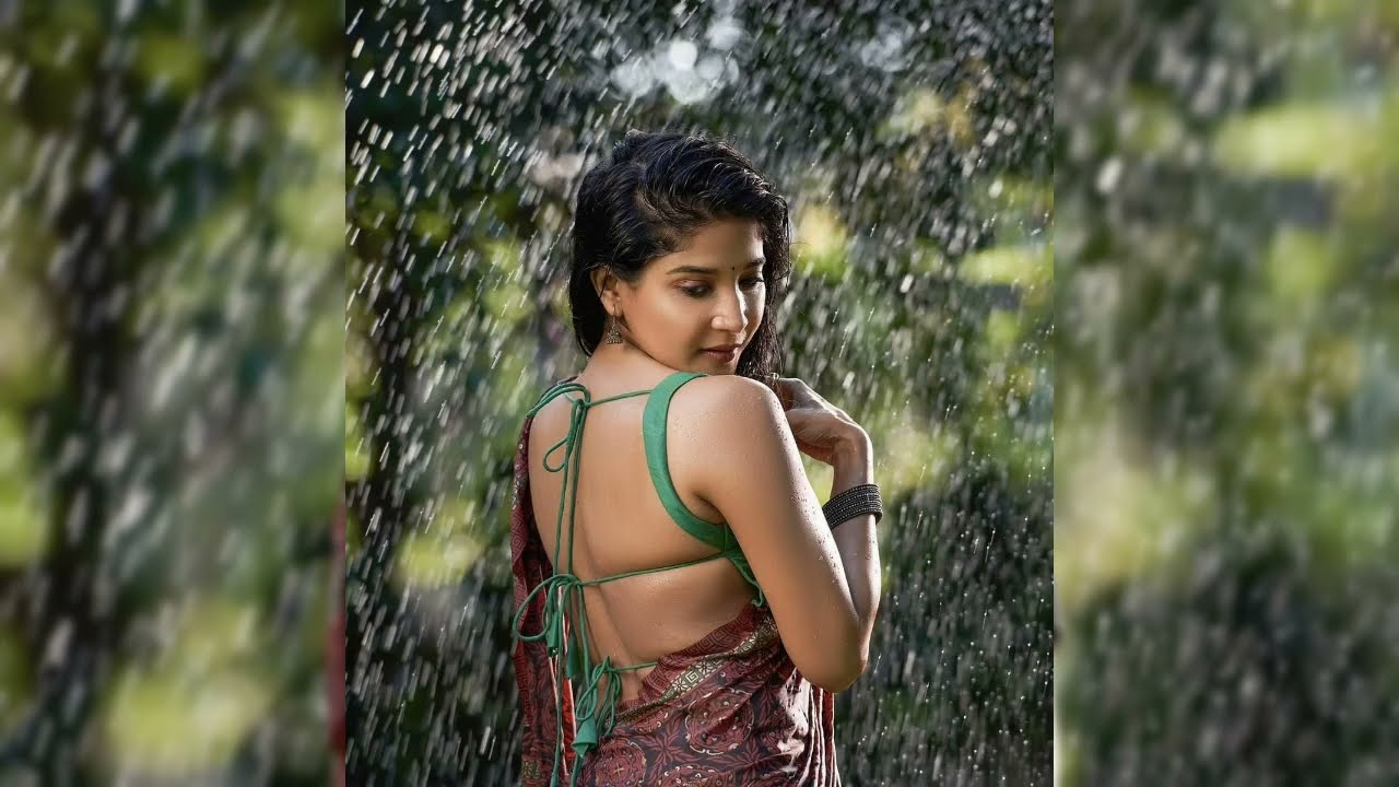 Today's Beautiful and hot women in backless 14 July