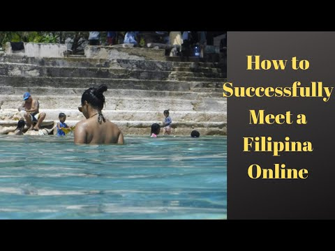 How To  Successfully Meet A Filipina On A Dating Site