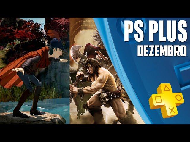 PlayStation Plus: Jogos Grátis de PS4 para Dezembro 2015