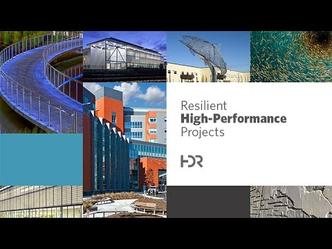 HDR – Sustainable, Resilient, High-Performance Projects