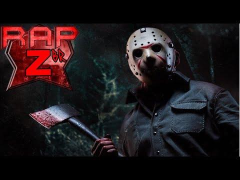 Player Z Jason Voorhees Sexta Feira 13 Rap Tributo 26