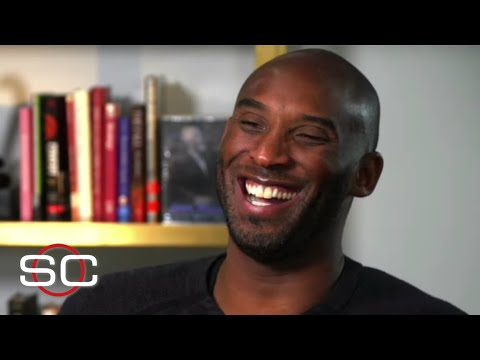 Kobe Bryant goes one-on-one with The Undefeated to explain 'Dear Basketball' | SportsCenter | ESPN