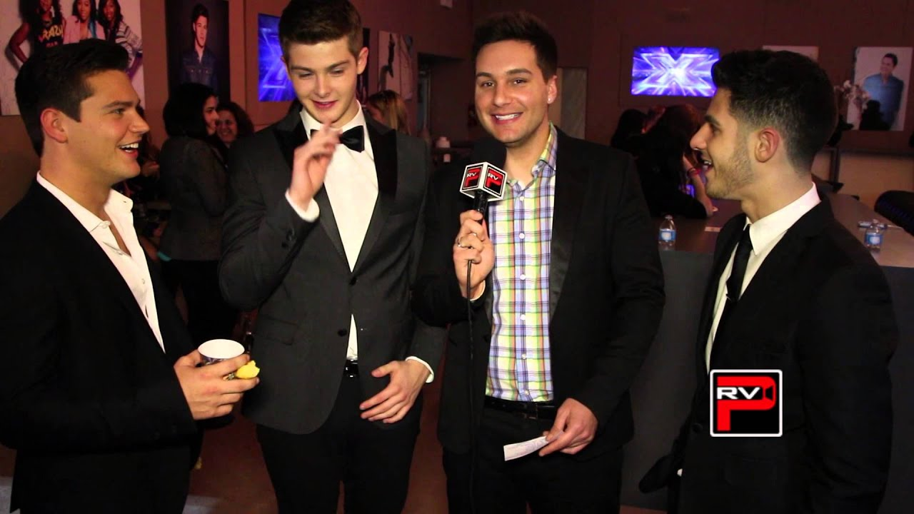 Restless Road Fan Questions after X Factor Big Band Night Performance