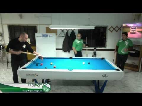 Liga Scotch Double Profast Pool 4º Open Final