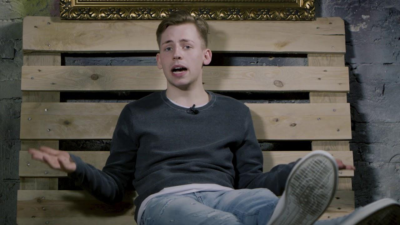 Auf der Gamescom mit Marcel