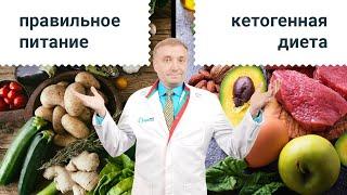 Правильное питание и кето диета Что эффективней