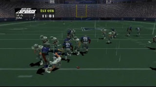 N64 Sports Weekend NFL QUARTERBACK CLUB 99 Part 3
