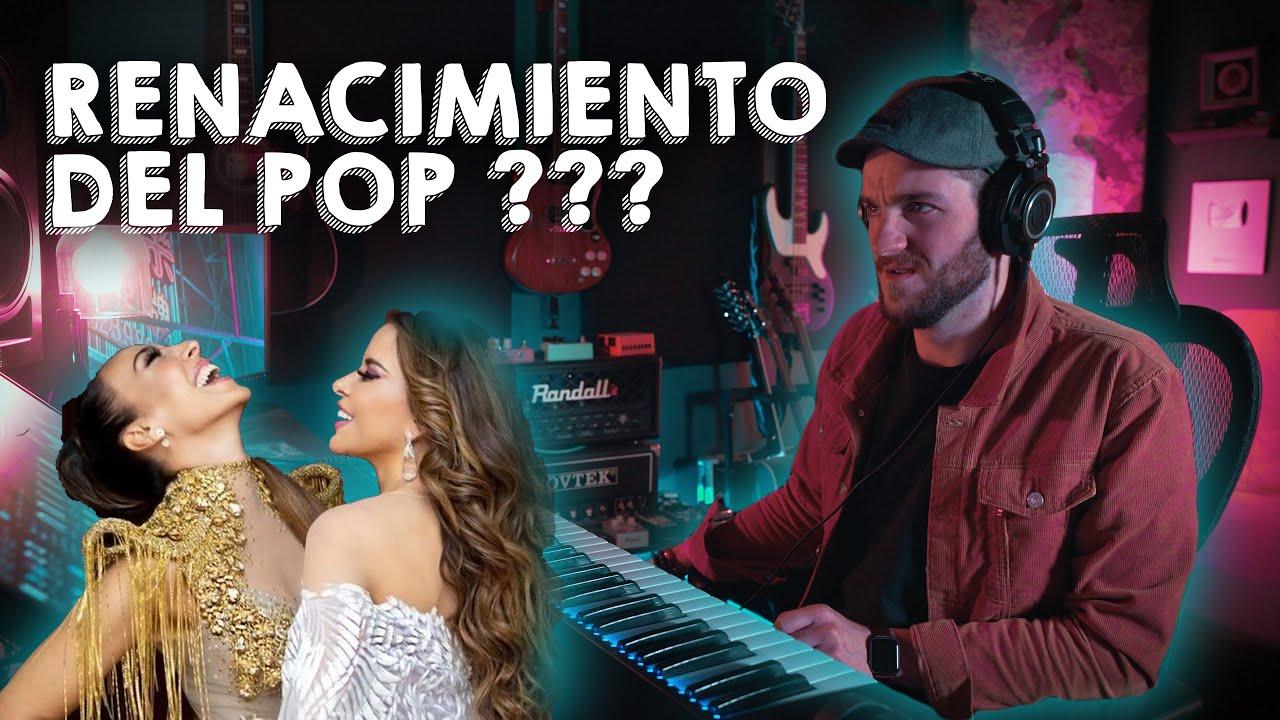 Download AMERICANO REACCIONA A Gloria Trevi, Monica Naranjo - Grande