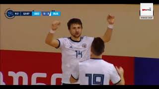 МИНИ ФУТБОЛ 2022 Грузия Россия 0 4Голы