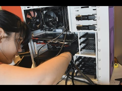 Build a New Gaming Computer with Me