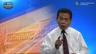 Laporan Ketua Tengah Tahun Konferens DKI