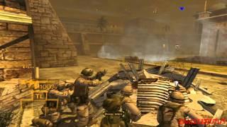 Full Spectrum Warrior PC Gameplay Chapter 8