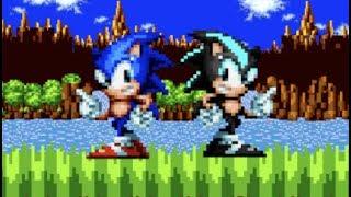 Sonic VS Neon