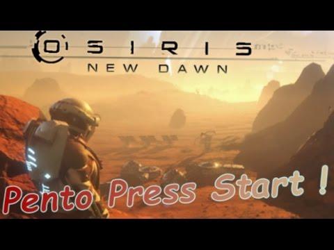 Pento Press Start - Osiris New Dawn sur PC