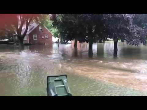 Waukegan Flooding