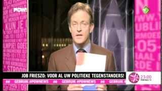 Job Frieszo (NOS) over Pim Fortuyn