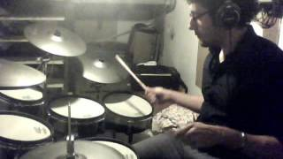 Whiplash - Movie Version -- Drums Cover by Andrea Salomone - Drumic