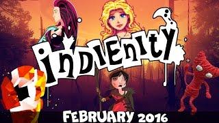 Indienity #14: Top 10 - Инди игры (Февраль 2016) / Indie Games (February 2016) [ENG / RUS](Индинити - Дайджест независимой индустрии. В этом выпуске вы увидите лучшие инди новинки, выпущенные в февр..., 2016-03-11T23:59:55.000Z)