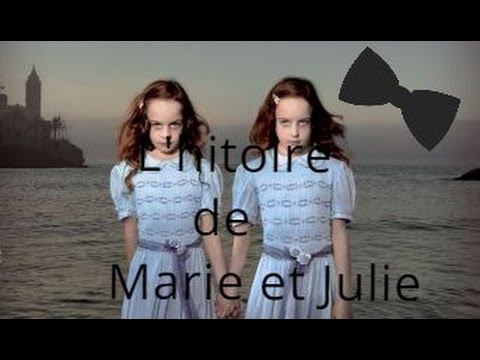 Histoire d'horreurs Marie et Julie 1 Série d'Halloween