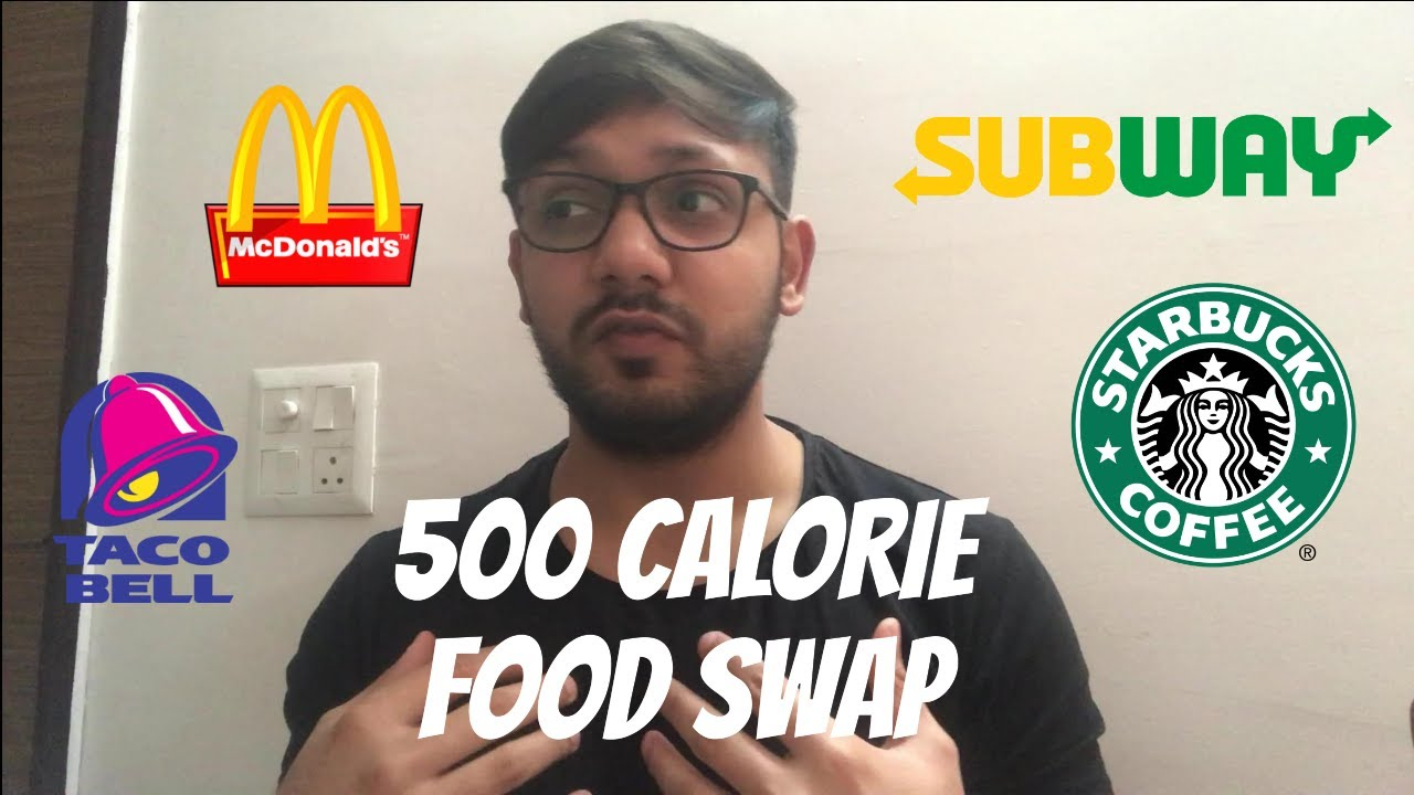 500 Calorie fast food ideas and alternatives || Reviewing and Ranking them|| Healthy Fast Food Comp.