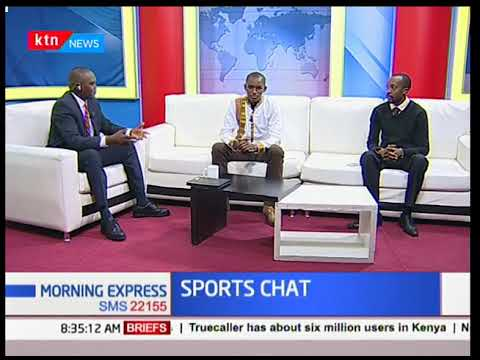 Morning Express - 12th March 2018 - Sports Chat - Kenya 7s' brilliant performance