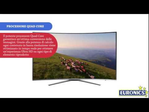 Samsung | Smart TV LED 4K HDR Curvo | 65KU6500
