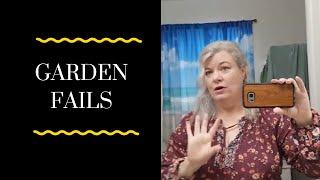 Quarantine Garden Fails