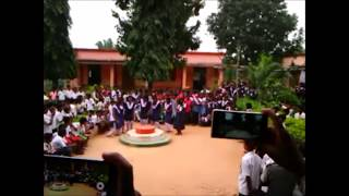 Koraputia Dance By Girl Students on A Competition