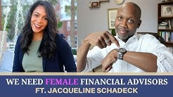 Women In FINANCE   How a Female Financial Advisor Found Success