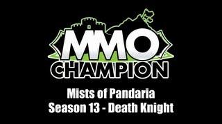 Season 13 - Death Knight Armor Set