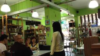 Piore Vegetarian Grocer & Cafe Singapore