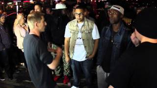 Body Bag Battles presents: Spliff Vs Lyrical Assailant, hosted by Aspect ONE