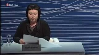 Bachmann-Preis 2011: Julya Rabinowich