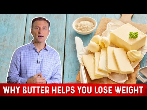 Why Butter Helps You Lose Weight