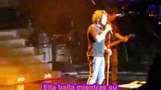 SUBTITULADA Counting Crows Mr Jones  ESPAÑOL E INGLES SUB SUBTITULADA