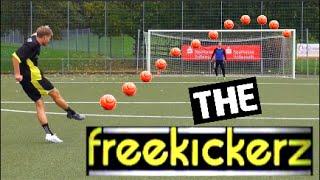 F2 Freestylers ft. freekickerz - Amazing FreeKicks, Tutorials & Reviews!