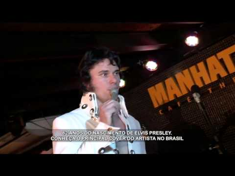 Elvis Presley cover