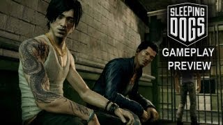 Sleeping Dogs OPM gameplay preview