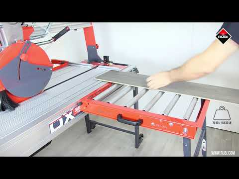Electric Tile Saw Bench
