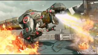 Transformers Fall of Cybertron/Трансформеры падение кибертрона