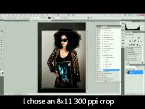 How to Create a Action in Photoshop (Using CS5)