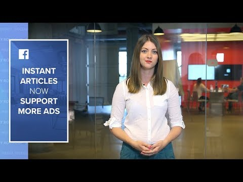Social Media Weekly Roundup: More Ads in Instant Articles,…