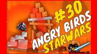 ANGRY BIRD STARWARS 2 DARTH VADER DESTROY JEDI Part 30 by Youngandrunnnerup